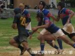 大学リーグ 沖国戦